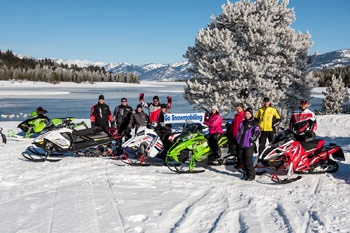 Snowmobilers looking forward to 2016-2017 season